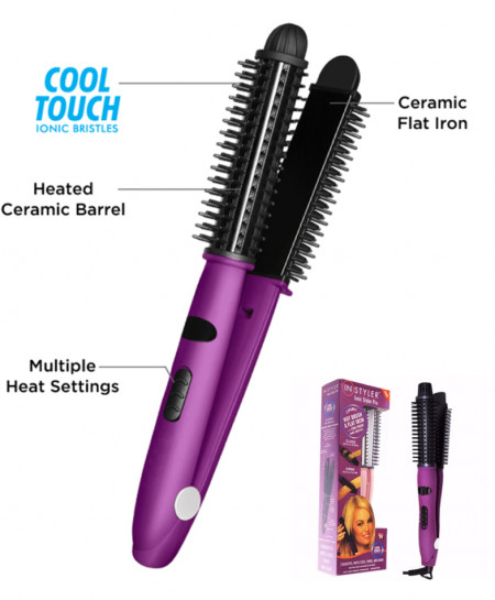 Instyler Ionic Pro Hair Styler QE-04