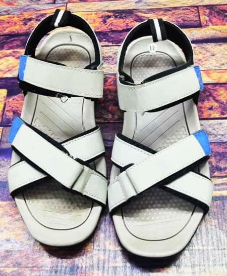 White Strap Stylish Design Casual Sandal LW-7193