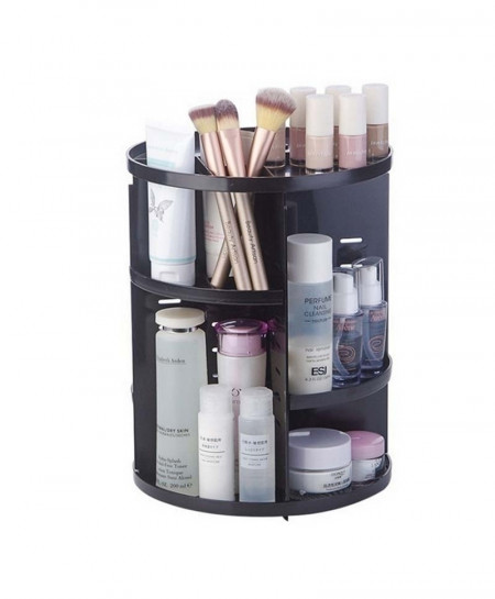 Mordoa 360-degree Rotating Makeup Organizer
