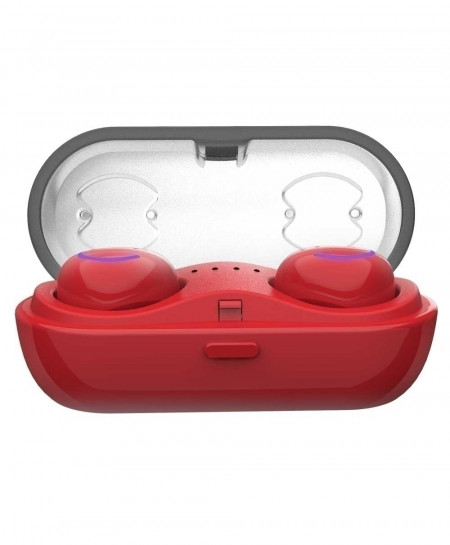 Kinganda Red Wireless Stereo Handsfree