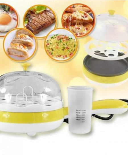 Multi-Function Steaming Versatile Frying Pan QE-12