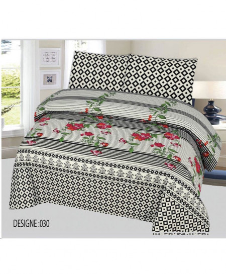 MultiColor Cotton Bedsheet PBS-H-030