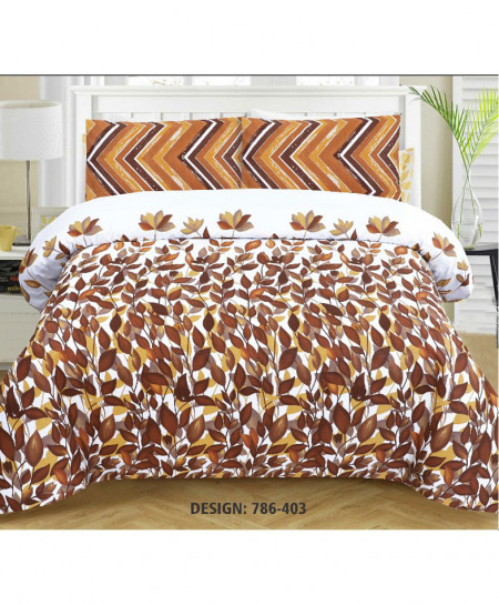 MultiColor Cotton Bedsheet PBS-H-403