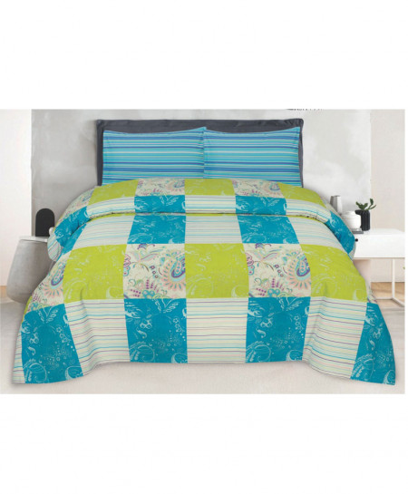 MultiColor Cotton Bedsheet PBS-CD-9307