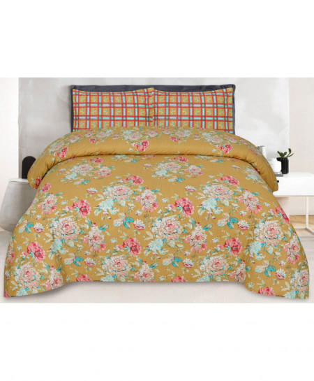 MultiColor Cotton Bedsheet PBS-CD-9315