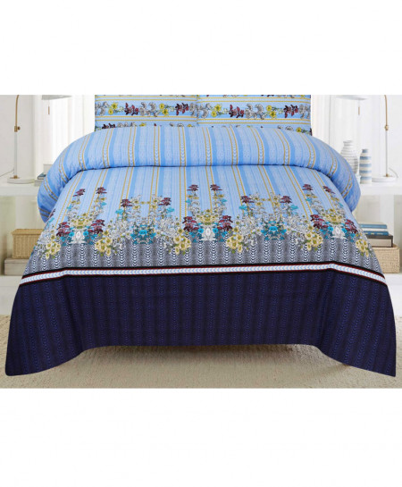 MultiColor Cotton Bedsheet PBS-CD-9322