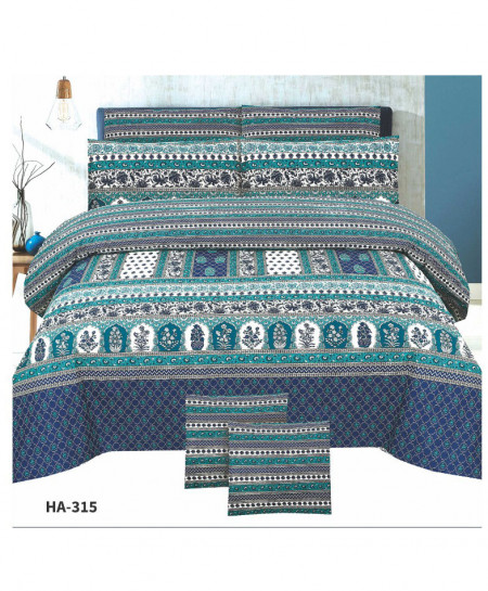MultiColor Cotton Bedsheet PBS-HD-315