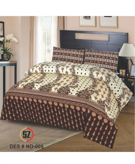 MultiColor Cotton Bedsheet PBS-ND-009