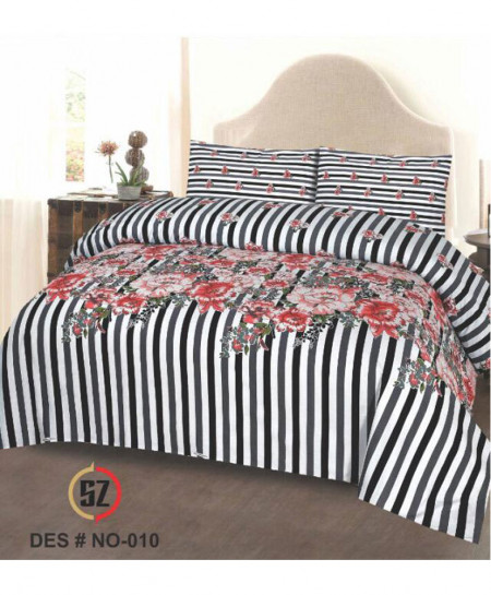 MultiColor Cotton Bedsheet PBS-ND-010