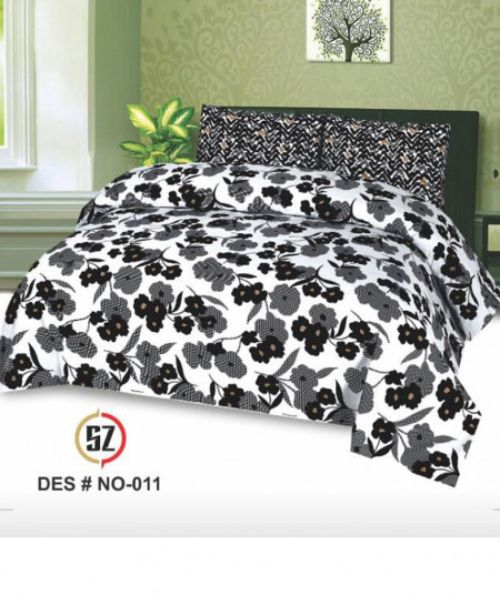 MultiColor Cotton Bedsheet PBS-ND-011