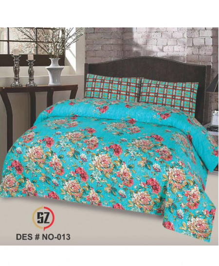 MultiColor Cotton Bedsheet PBS-ND-013