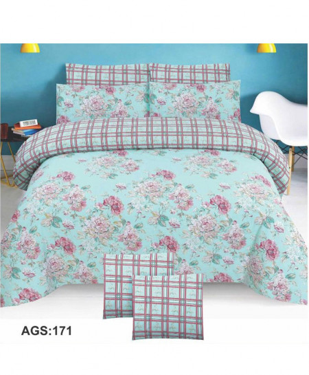 MultiColor Cotton Bedsheet PBS-ND-171