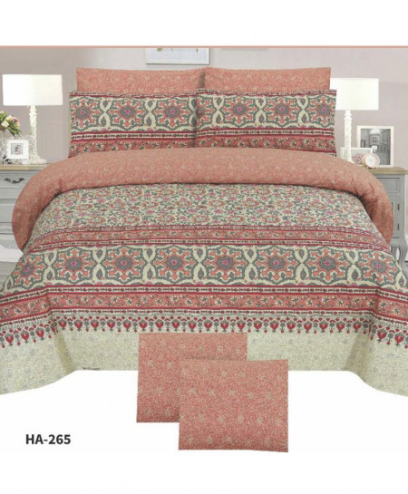 MultiColor Cotton Bedsheet PBS-ND-265