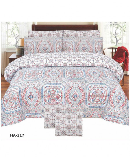 MultiColor Cotton Bedsheet PBS-ND-317