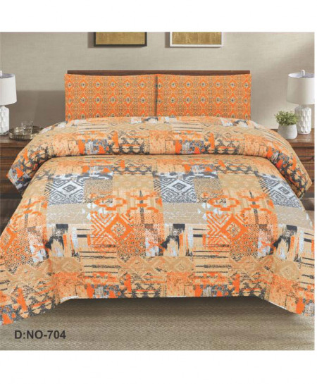 MultiColor Cotton Bedsheet PBS-ND-704