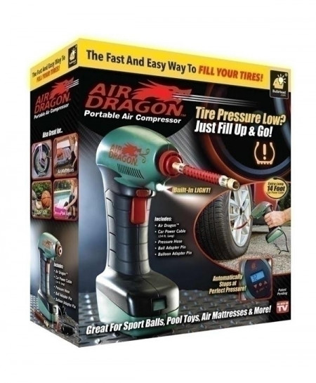 Air Dragon Portable Air Compressor QE-16