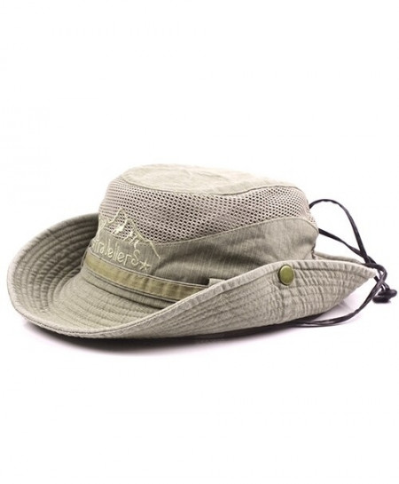 TACVASEN Khaki Military Men Tactical Hats