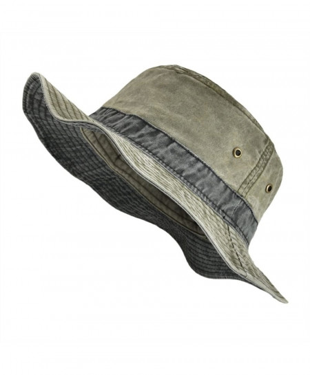 VOBOOM Green Protection Cotton Solid Hats