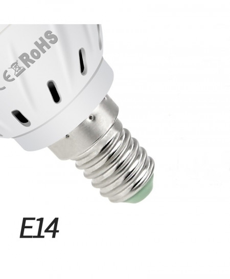 Pack Of 5 E14 Led Grow Bulb