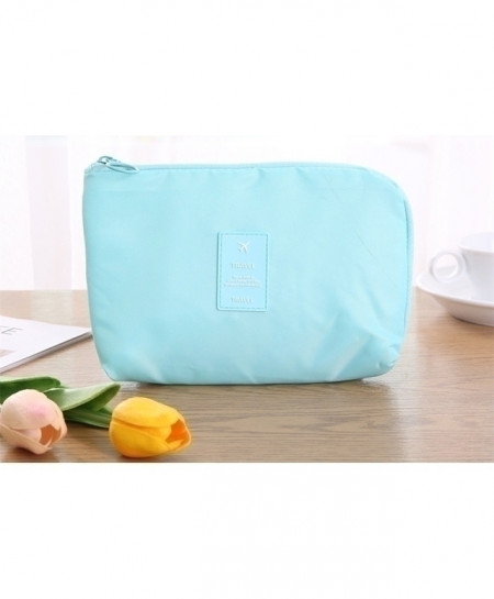 Ruputin Sky Blue Wardrobe Data Storage Bag