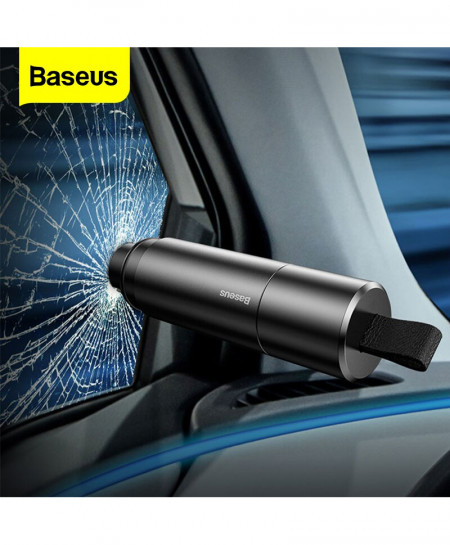 Baseus Life Saving Car Glass Breaker