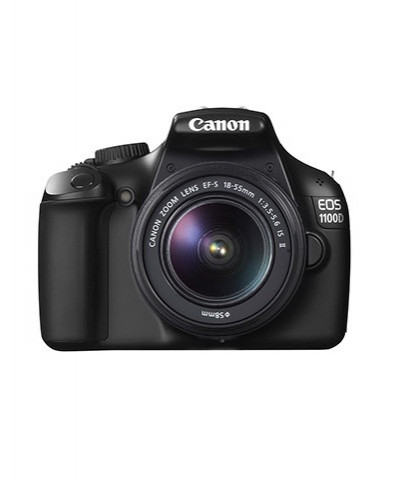Canon EOS 1100D 18-55mm DSLR Camera