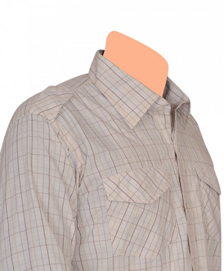 Design 514 Beige Lining Shirt