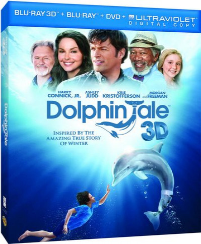 Dolphin Tale (2011) (3D Blu-Ray Movie)