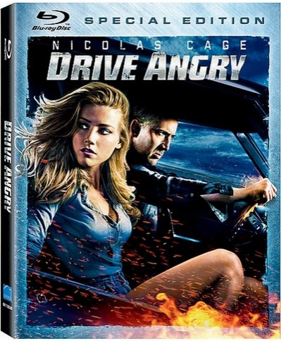 Drive Angry (2011) (3D Blu-Ray Movie)