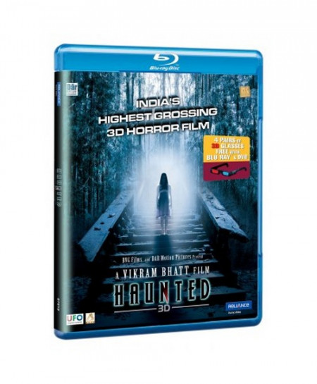 Haunted Indian (2011) (3D Blu-Ray Movie)