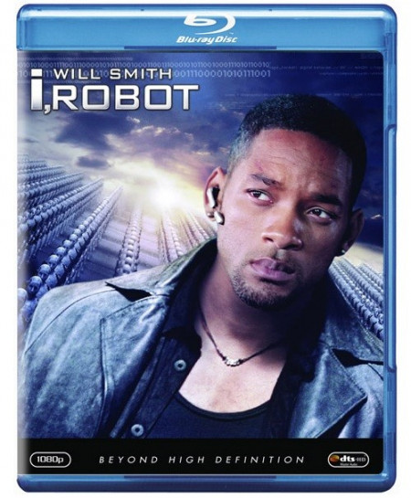 I, Robot (2004) (Blu-Ray Movie)