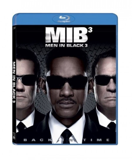Men In Black 3(2012)(Blu-Ray Movie)