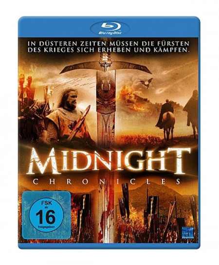 Midnight Chronicles (2010) (Blu Ray)