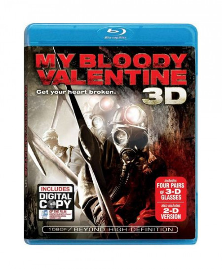 My Bloody Valentine (2009) (3D Blu-Ray Movie)