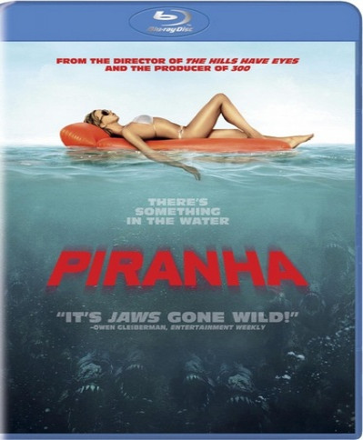 Piranha (2010) (3D Blu-Ray Movie)