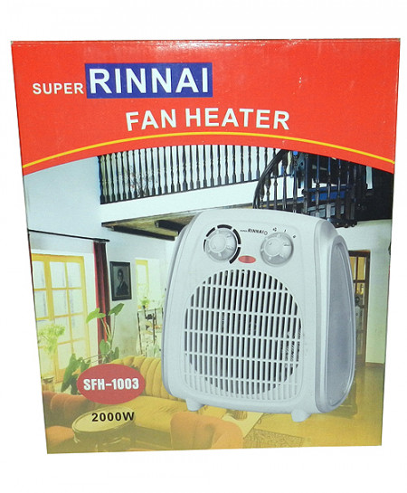 Rinnai Fan Heater