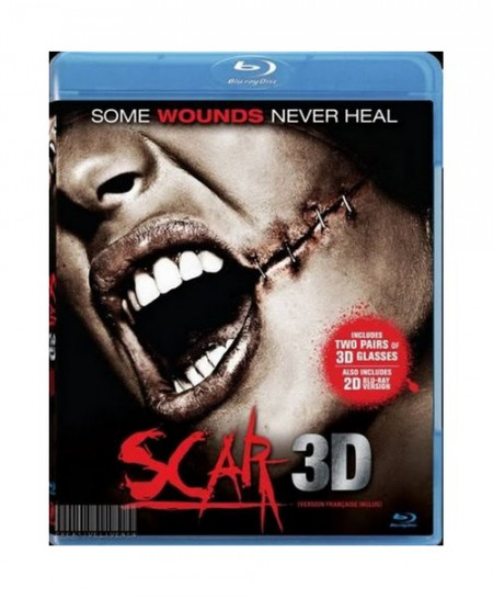 Scar (2007)  (3D Blu-Ray Movie)