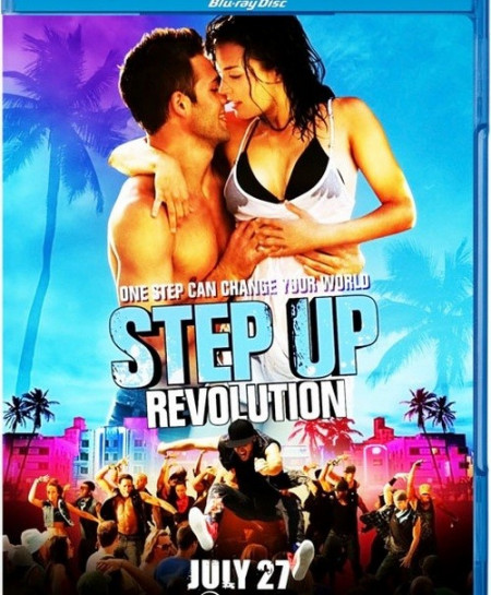 Step Up Revolution (2012) (Blu-Ray Movie)