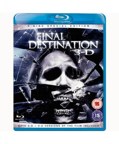 The Final Destination 4 (3D Blu-Ray Movie)