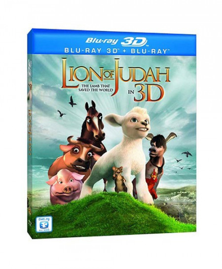 The Lion of Judah (2011) (3D Blu-Ray Movie)