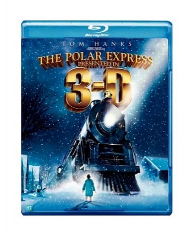 The Polar Express (2004) (3D Blu-Ray Movie)