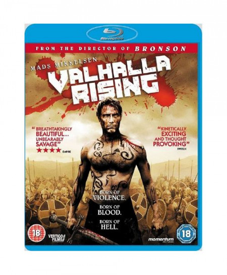 Valhalla Rising (3D Blu-Ray Movie)