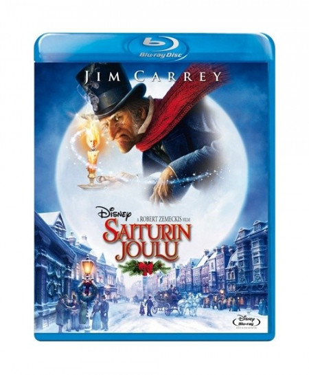 A Christmas Carol (2009) (3D Blu-Ray Movie)