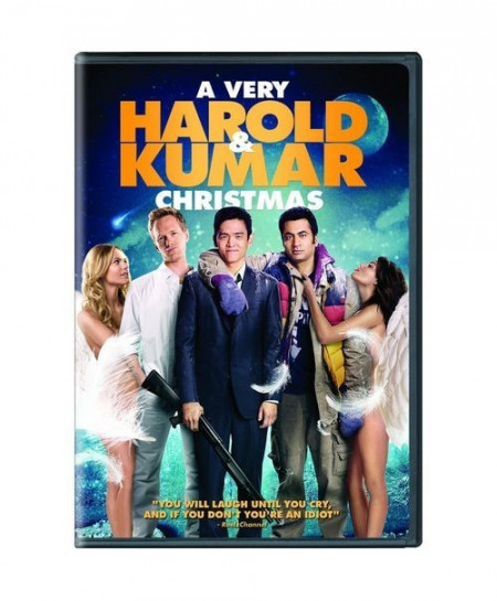 A Very Harold & Kumar 3D Christmas (2011) (3D Blu-Ray Movie)
