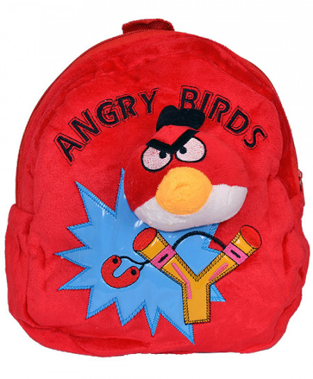 Angry Birds Red Cartoon Kids Backpacks