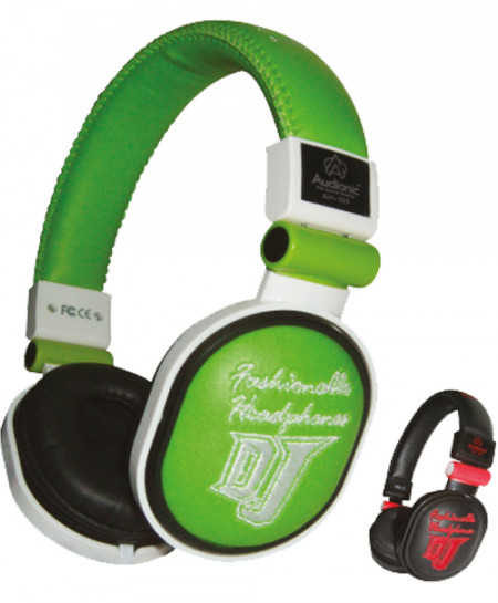 Audionic DJ-105 Headphones
