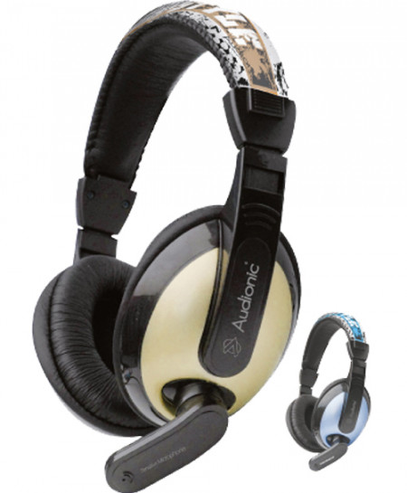 Audionic Ecco AH-760 Headphones