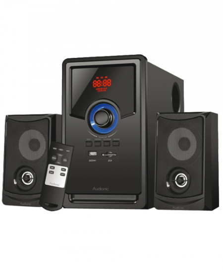 Audionic Inspire S-5 2.1 Channel Speakers