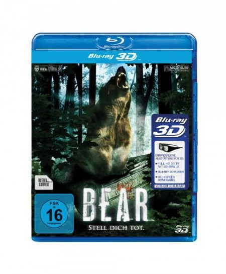 Bear Stell Dich Tot (2010) (3D Blu-Ray Movie)