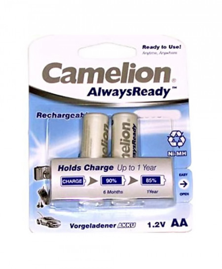 Camelion 2Cell Pack 2700mah